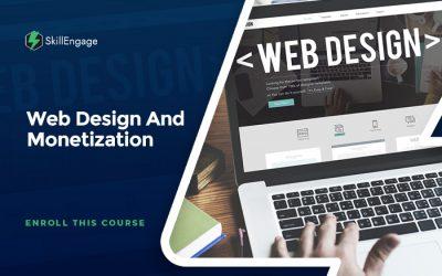 Web Design And Monetization