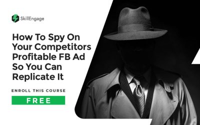 How To Spy On Your Competitors Profitable FB Ad So You Can Replicate It