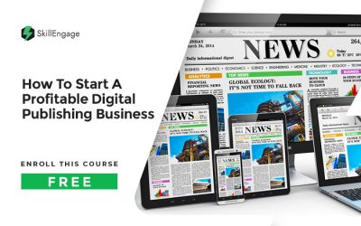 How To Start A Profitable Digital Publishing Business