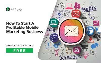 How To Start A Profitable Mobile Marketing Business
